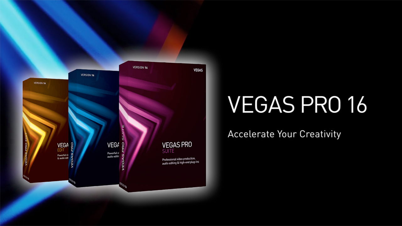 Magic Vegas Pro 16