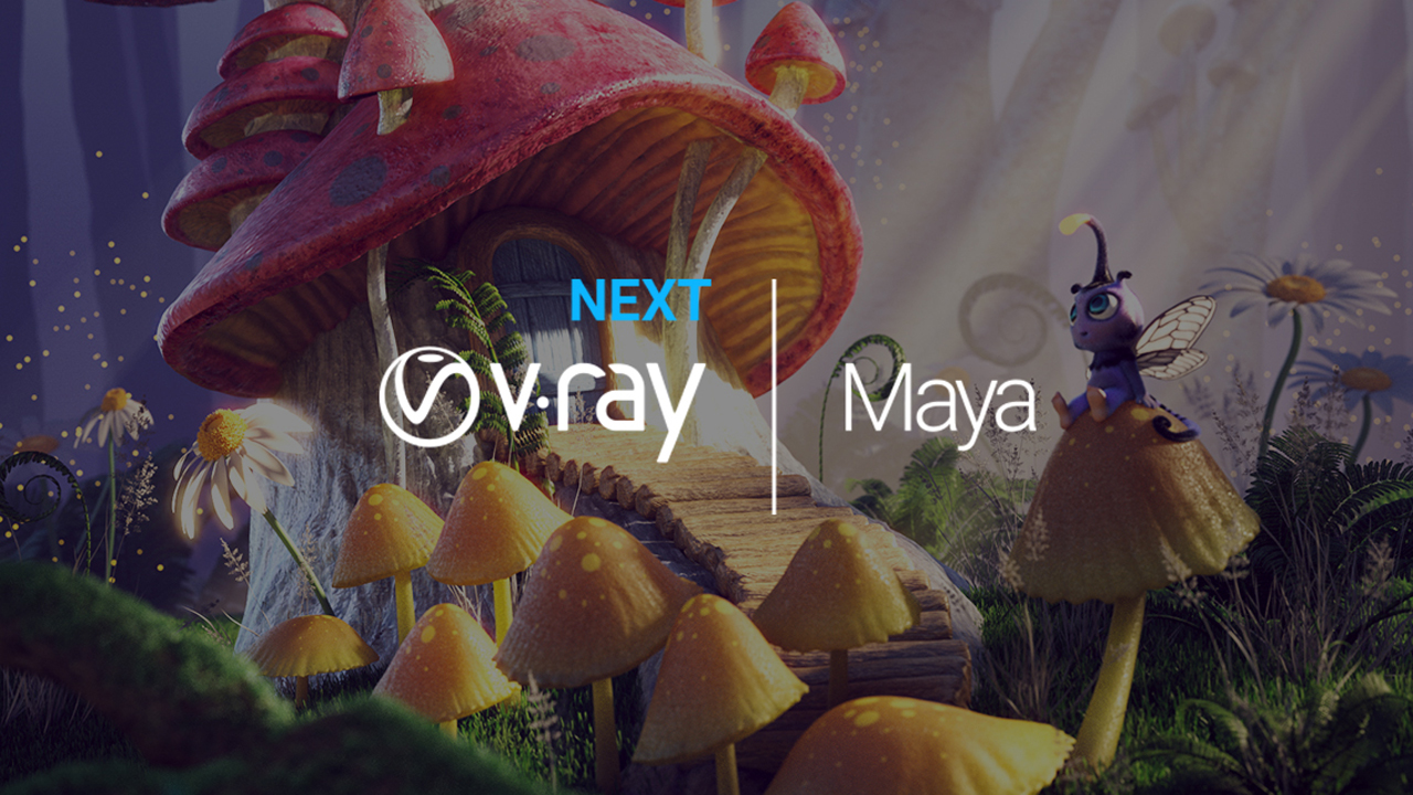 chaos group v-ray next for maya update 1