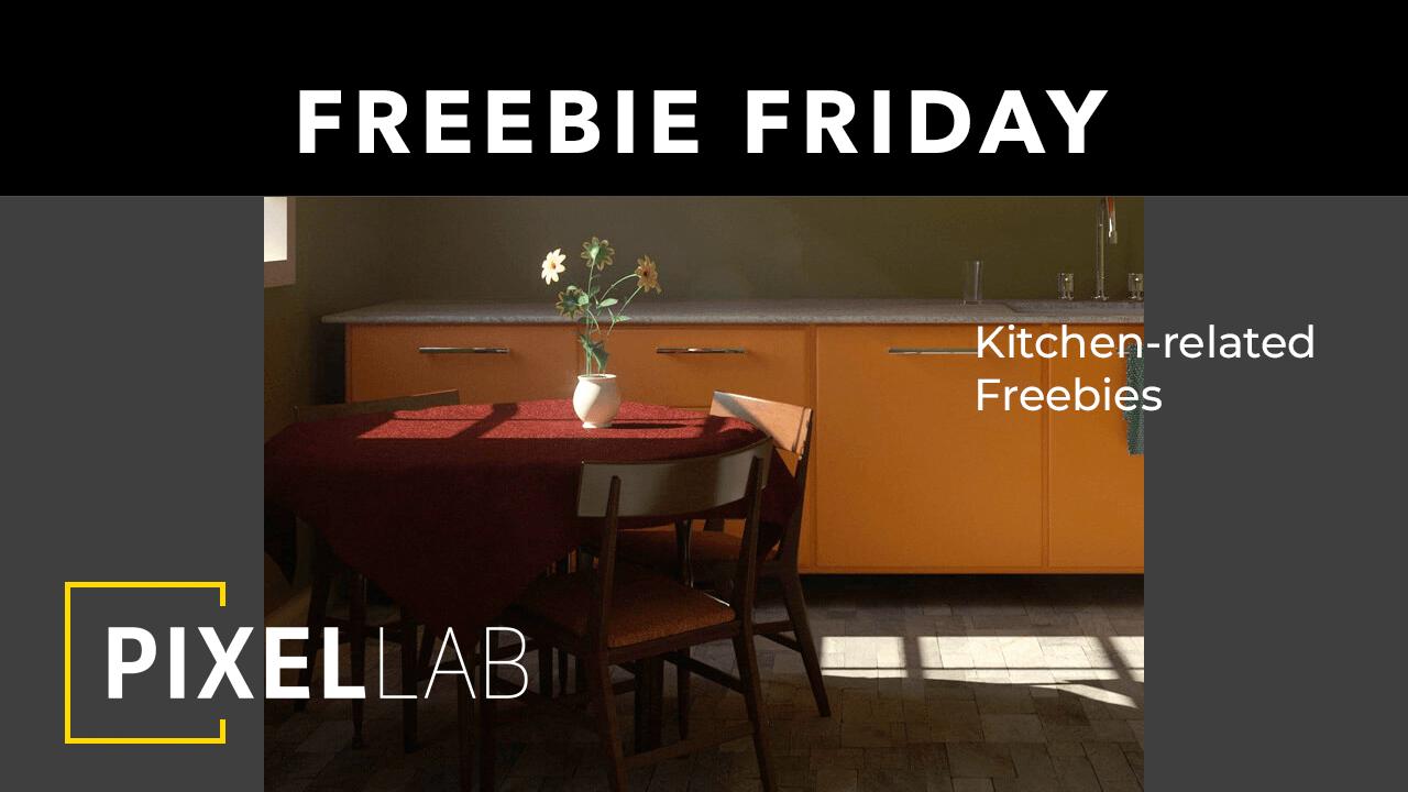 freebie Friday kitchen related freebies