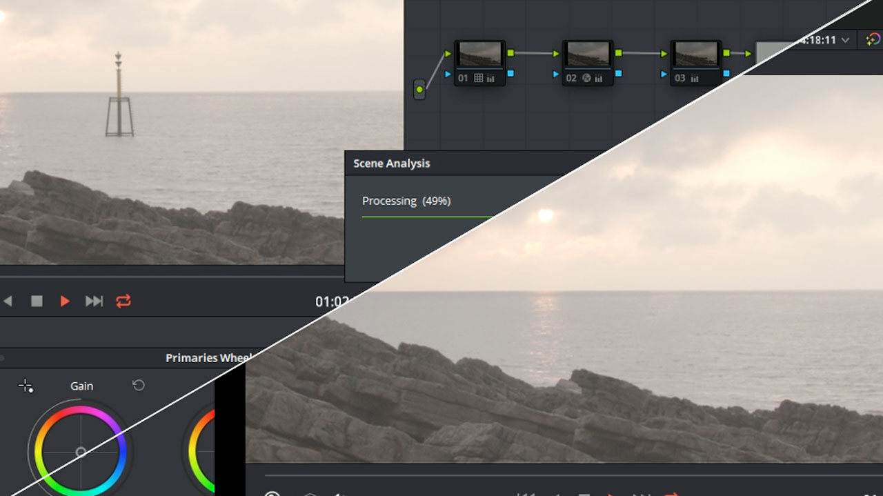 davinci resolve object removal review