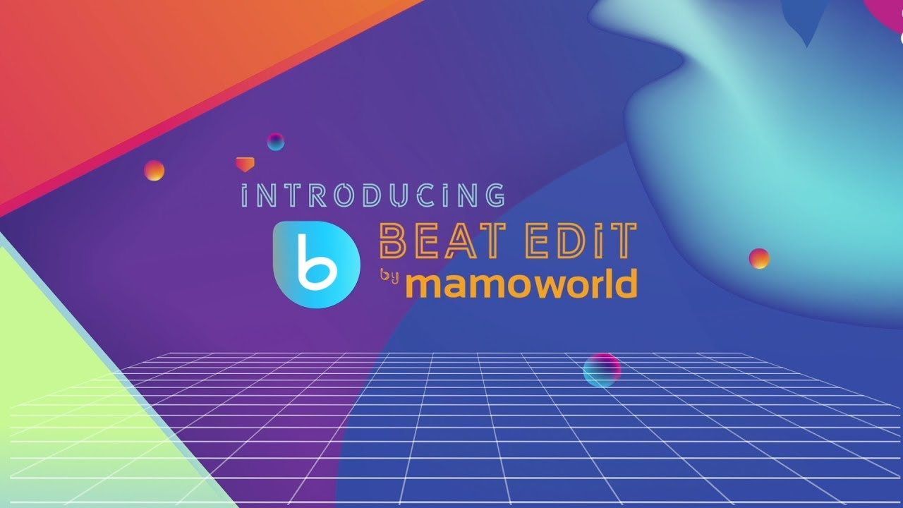 mamoworld BeatEdit