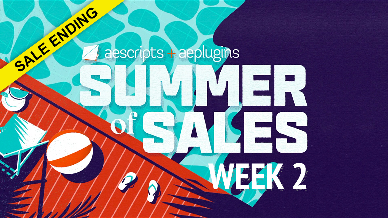 summer of sales week 2 ending