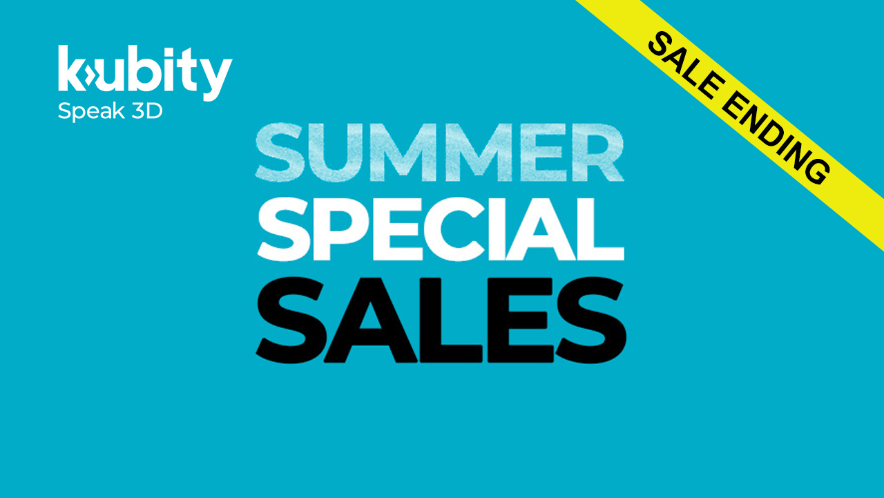 kubity summer sale ending
