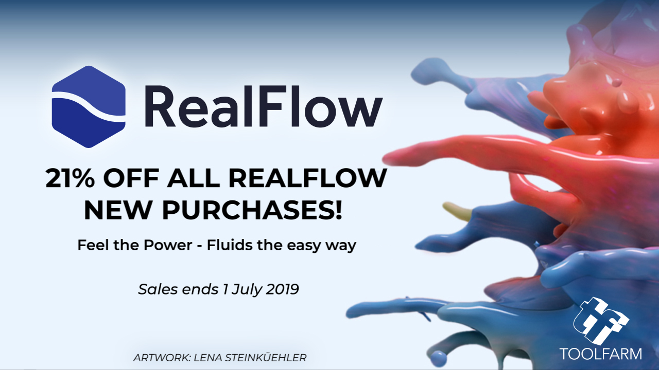 next limit realflow summer promo