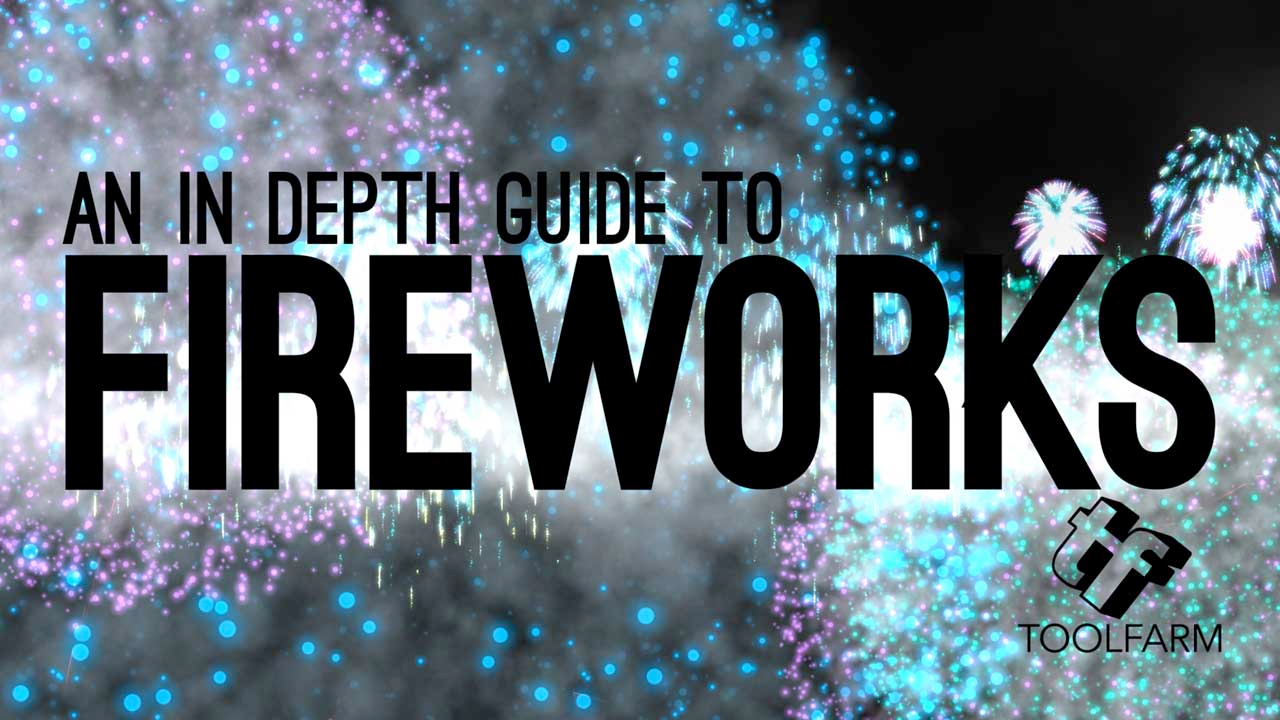 fireworks in depth
