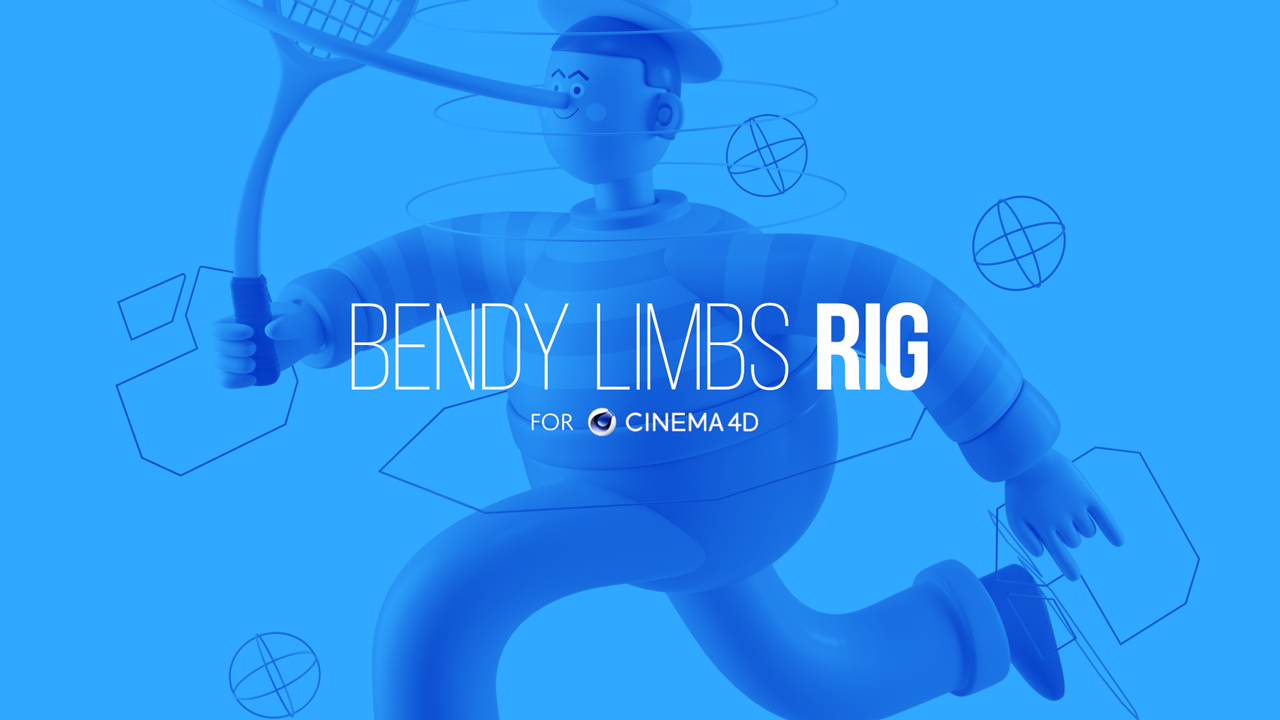 eyedesyn bendy limbs rig