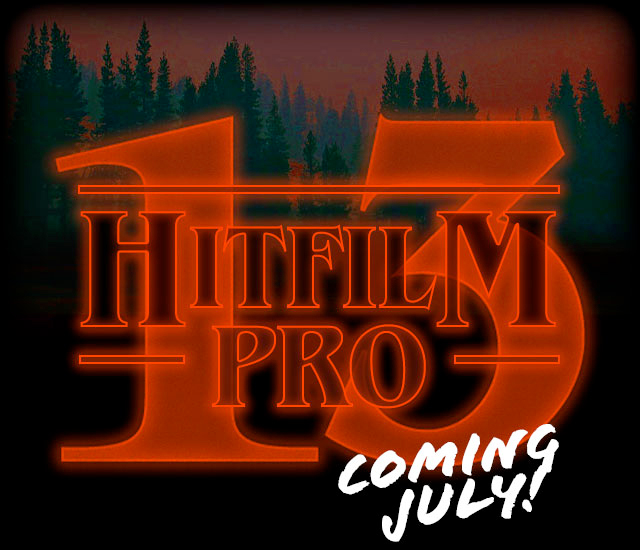 hitfilm 13 coming soon