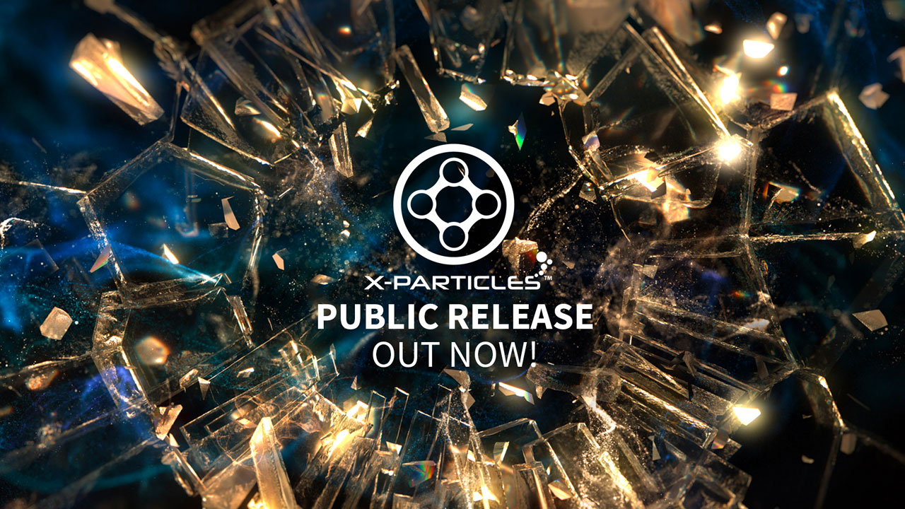 Insydium X-Particles 2019 is OUT NOW!