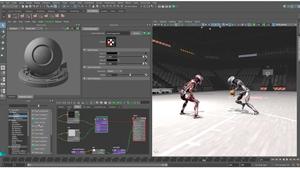 autodesk maya 2020 look development
