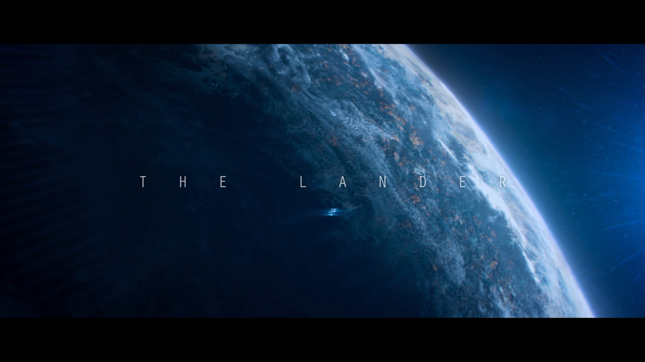 The lander short movie