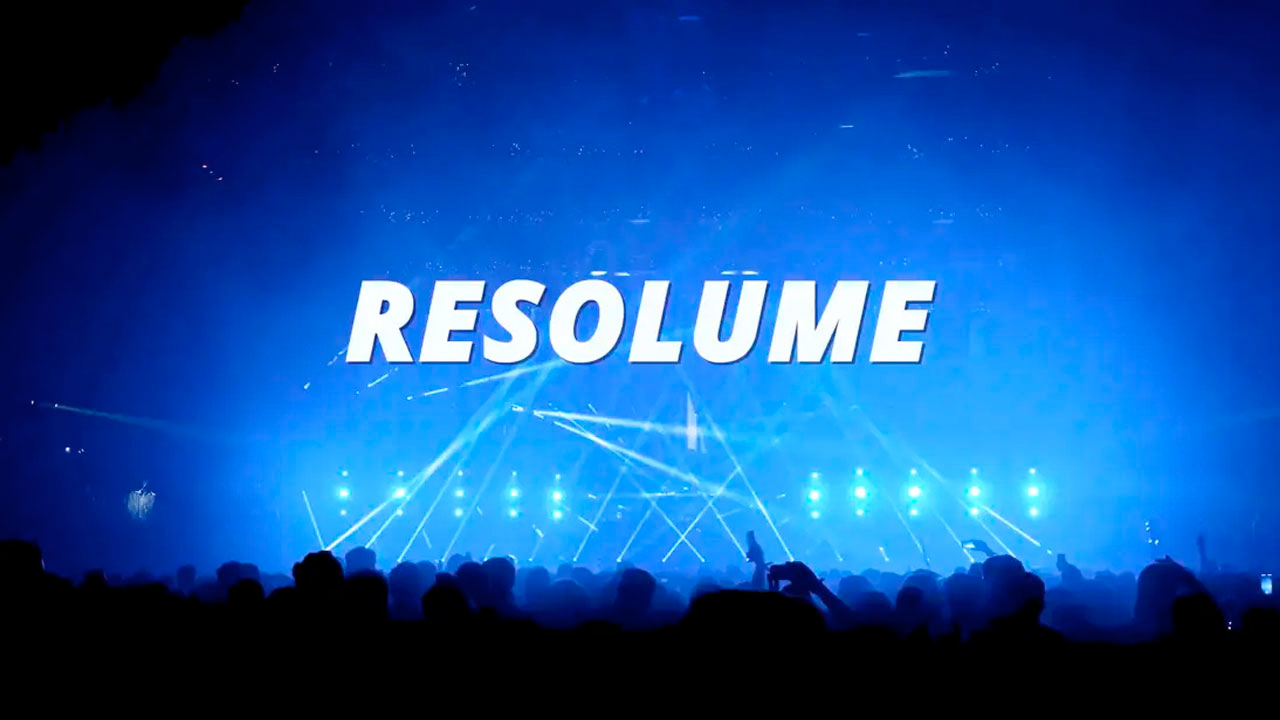 Resolume Training