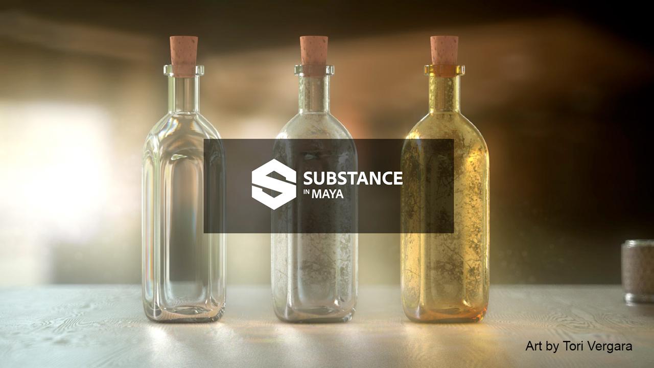 substance for maya