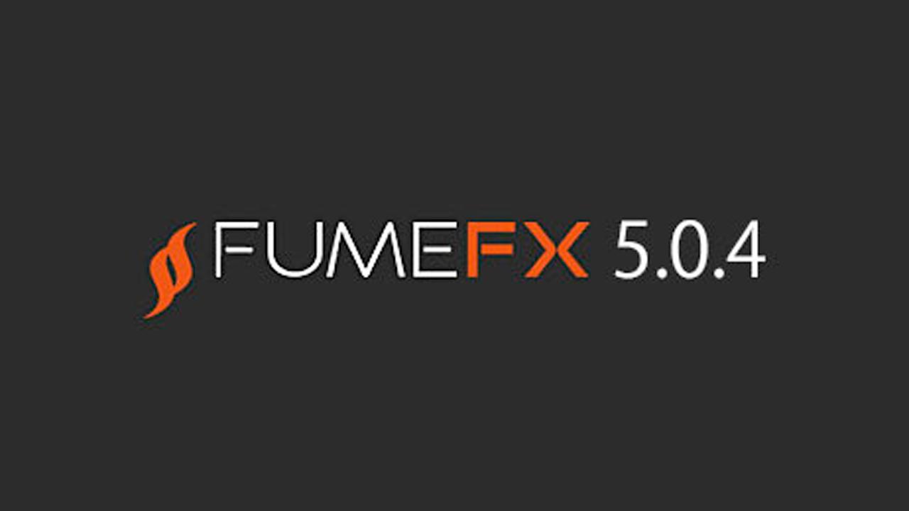 fumefx 5.0.4 update
