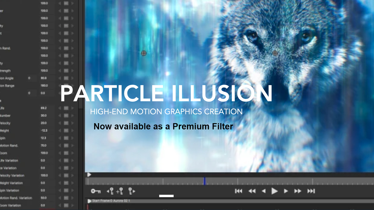 particle illusion premium filter 4 part tutorial
