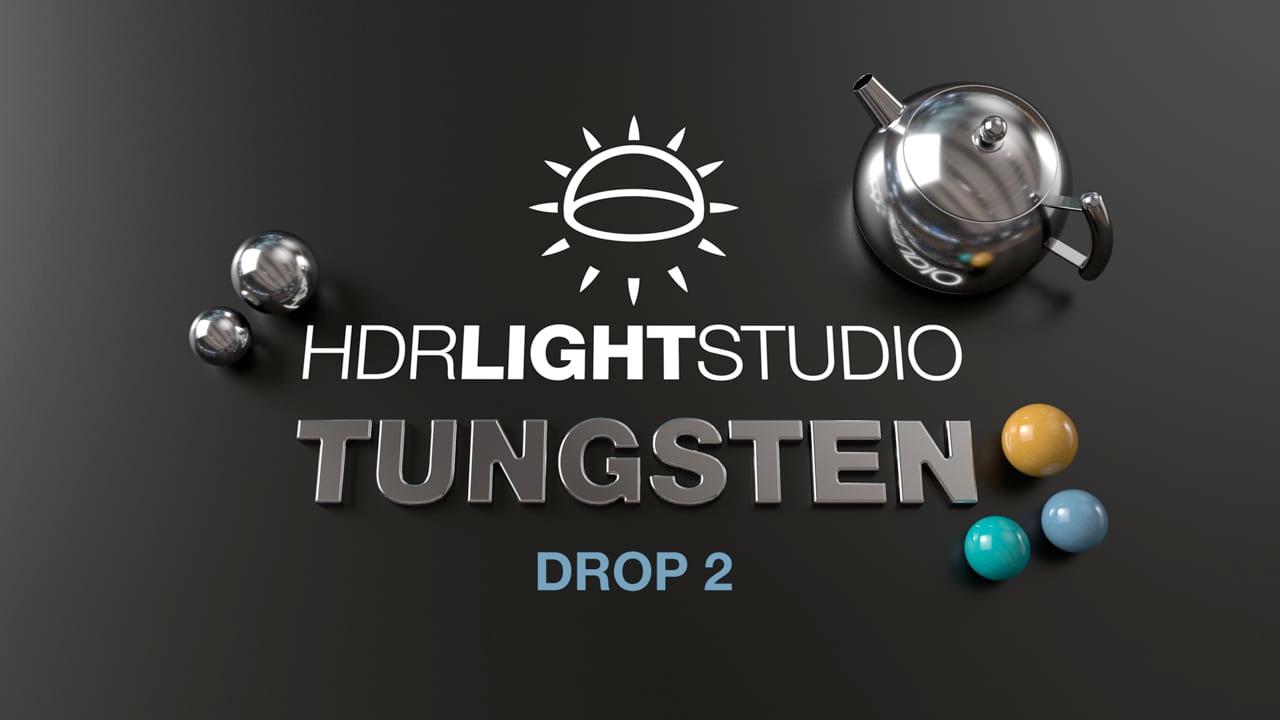 hdr light studio tungsten drop 2