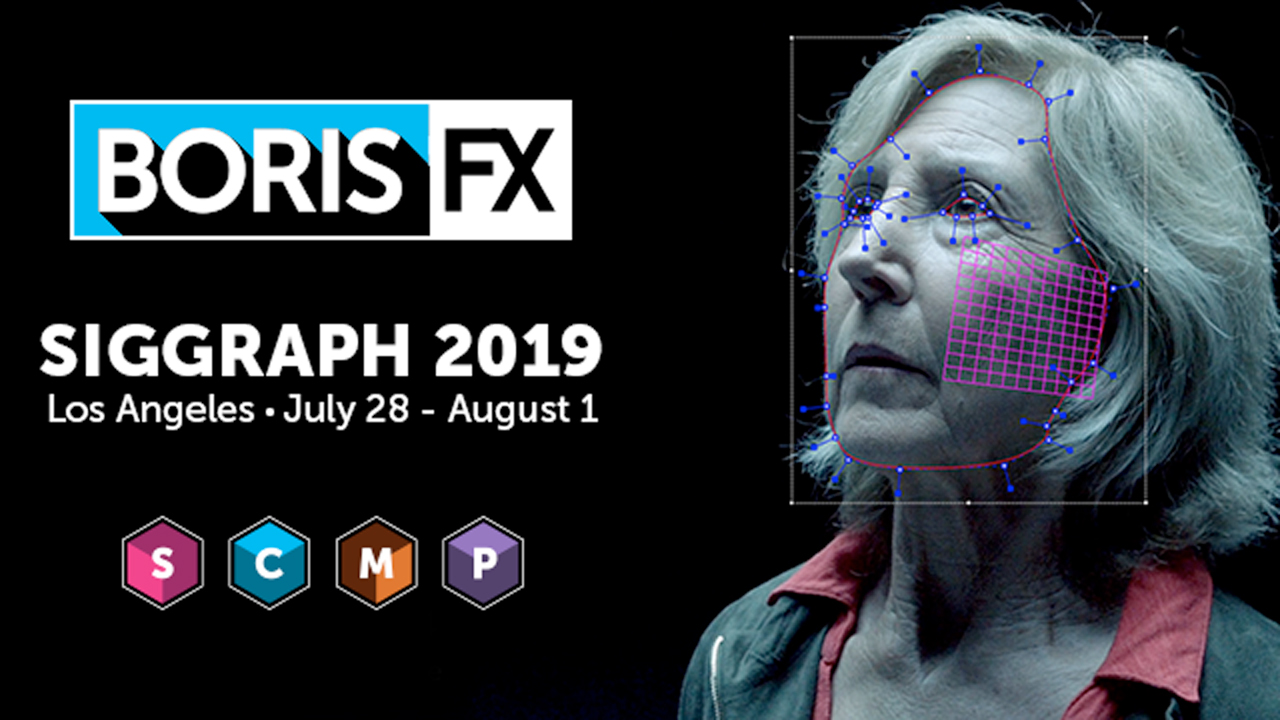 boris fx new tools at siggraph