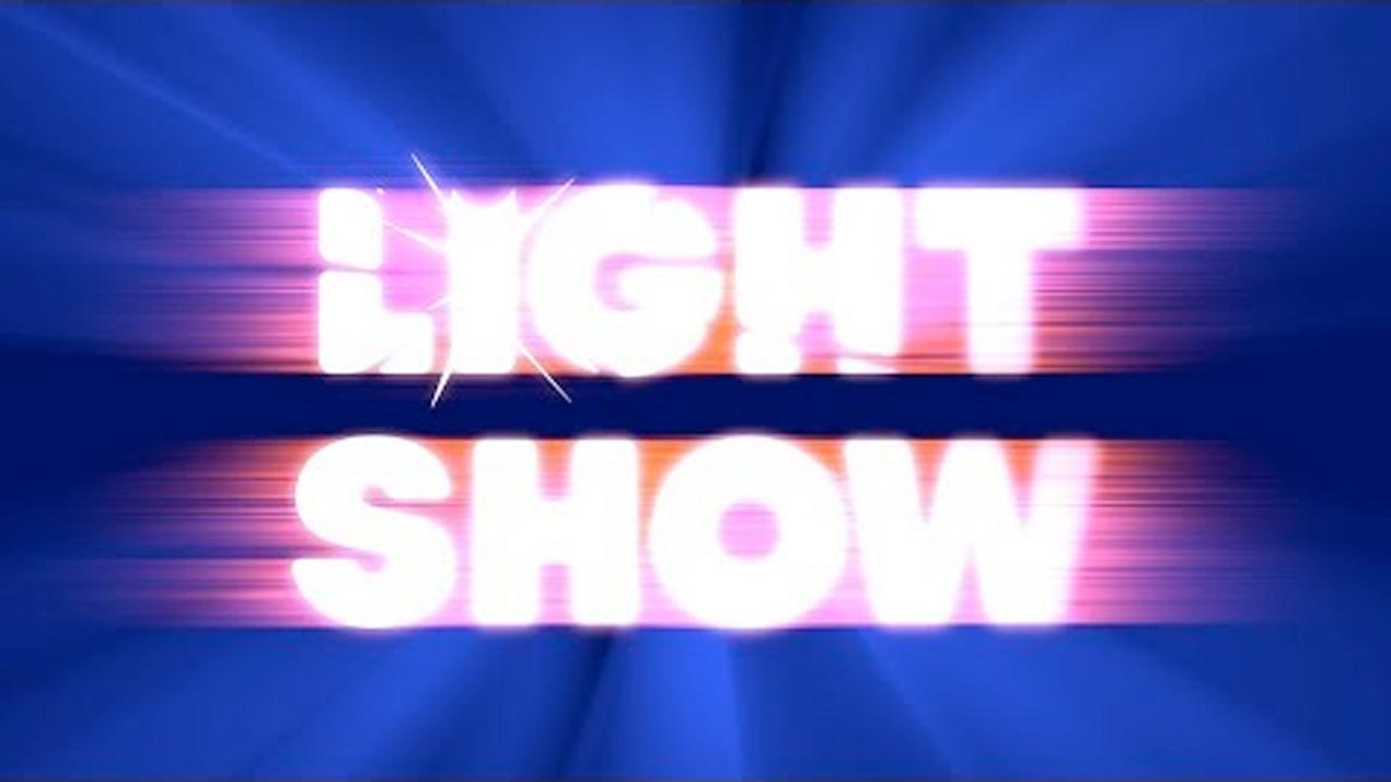 fxfactory light show tutorials