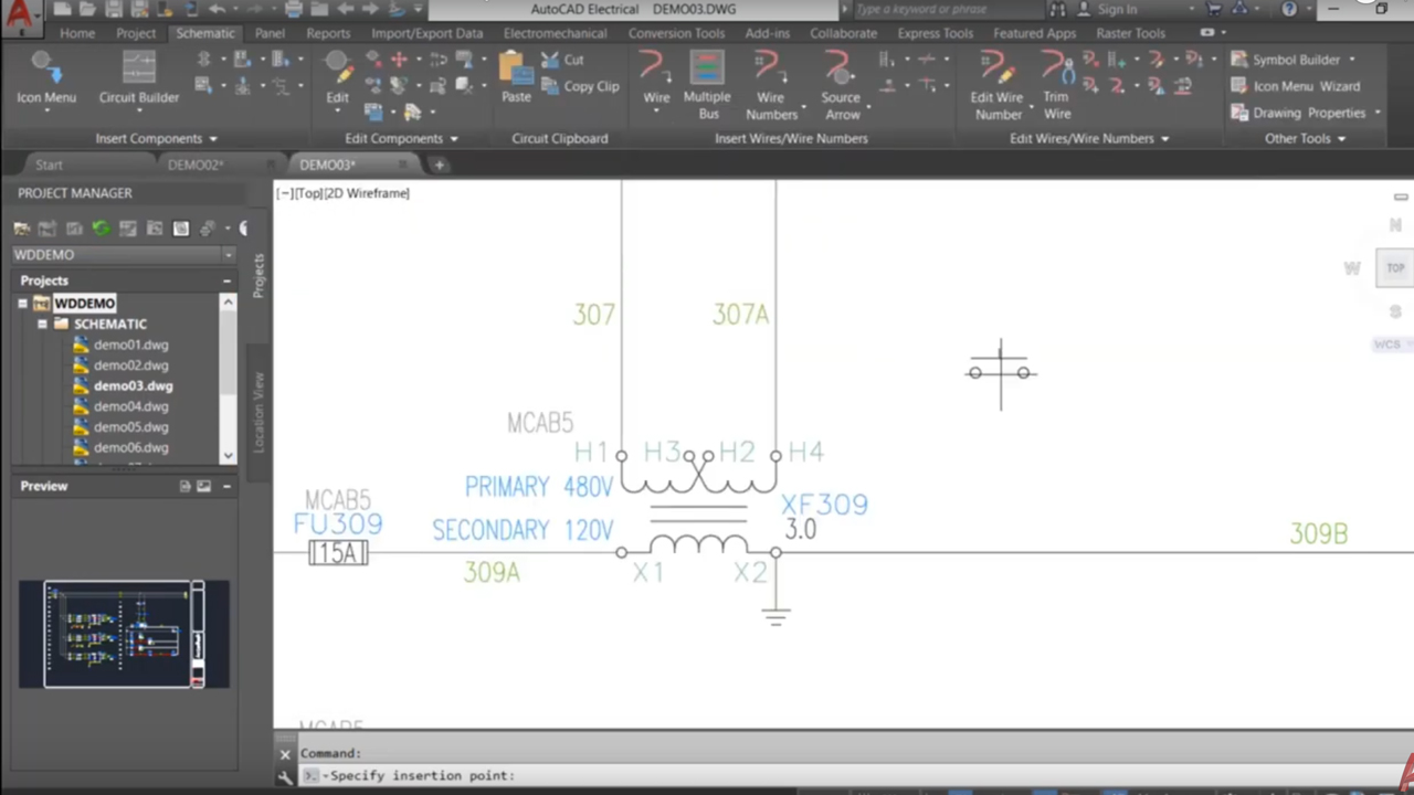 autodesk autocad electrical toolset tutorial