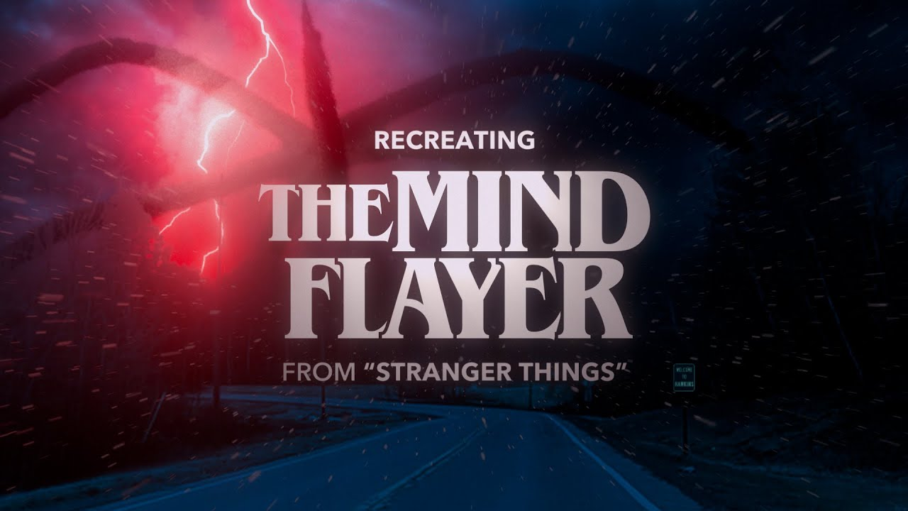 Stranger Things Mind Flayer
