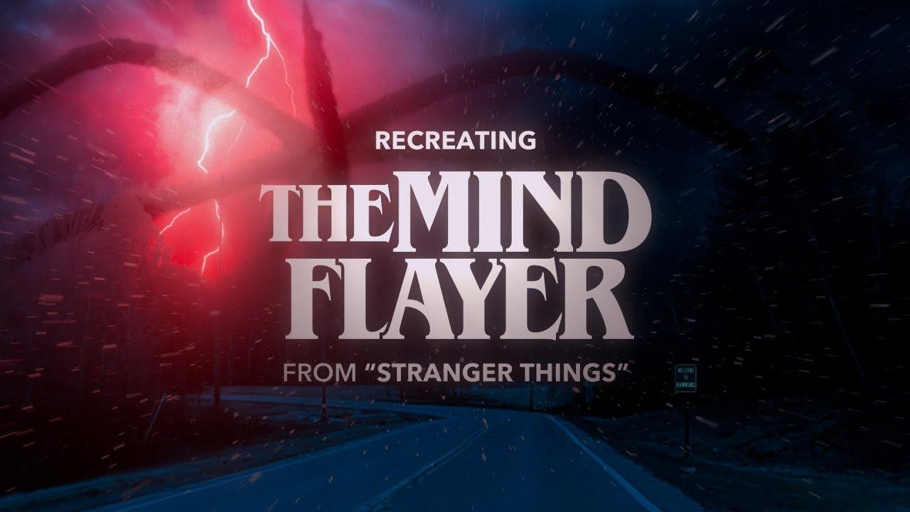 Stranger Things Mind Flayer