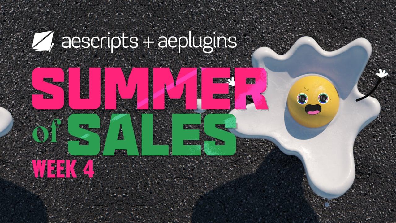 Summer of Sales Week 4