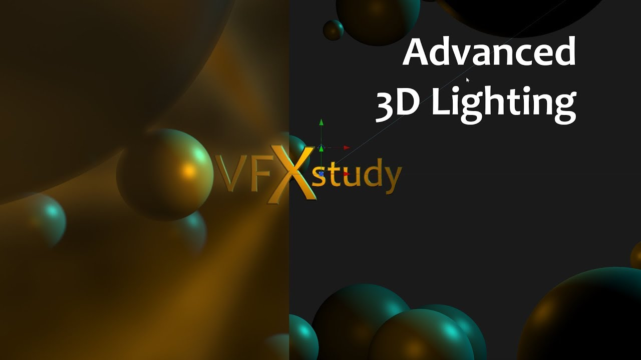 Advanced 3D Lighting