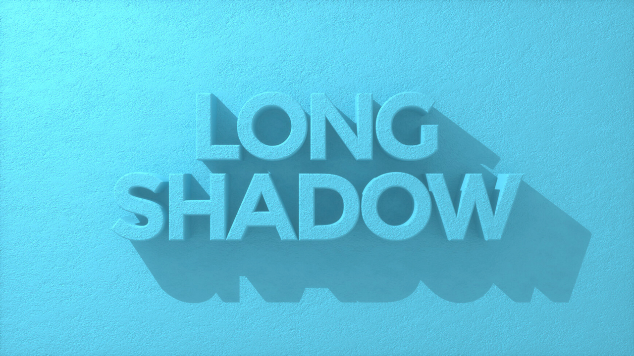 pl long shadow blue