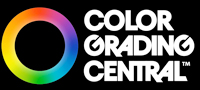 color grading central logo