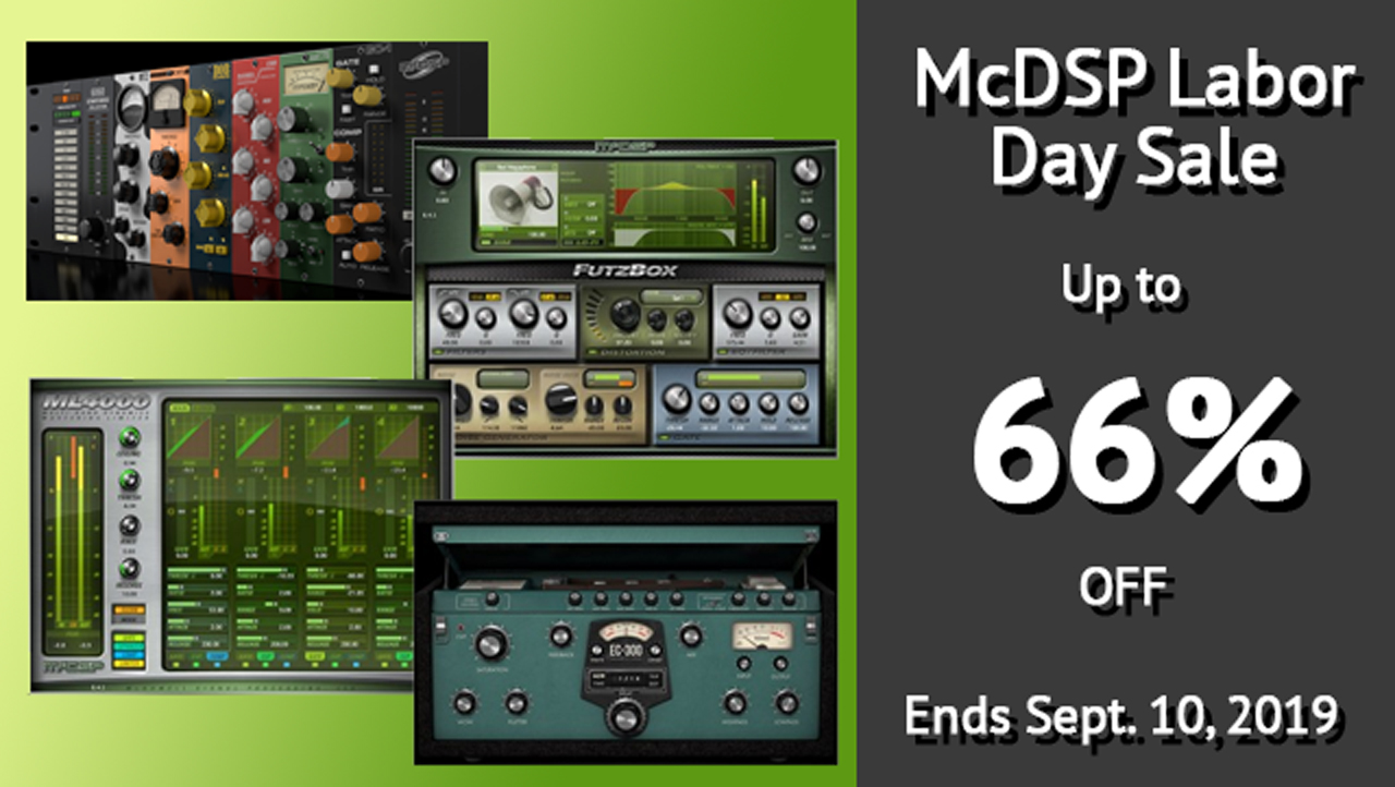 mcdsp labor day sale