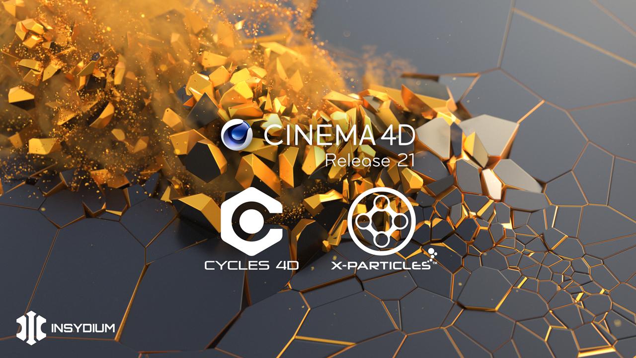 insydium cinema 4d r21 compatible