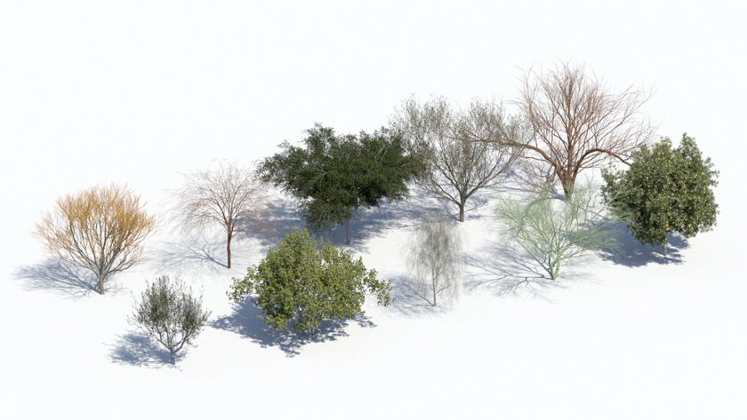 laubwerk plants kit 14 winter
