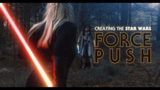 Red Giant Star Wars Force Push Tutorial