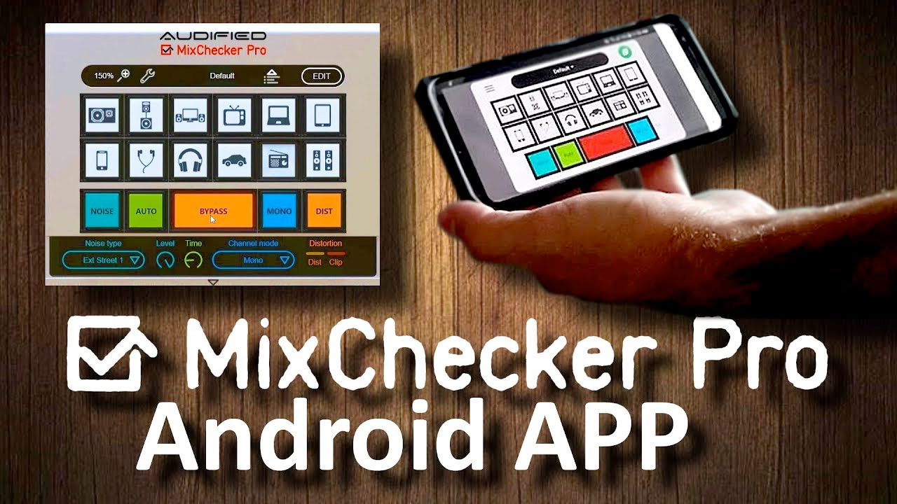 mixchecker & free app tutorial