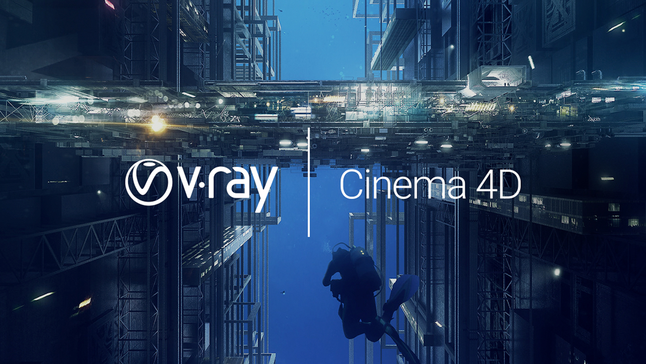 chaos group v-ray for cinema 4D R21 support