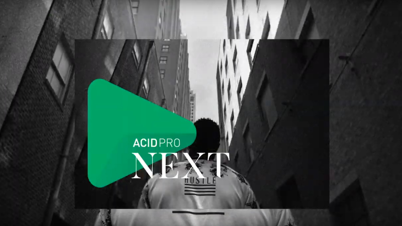 magix acid pro next tutorial