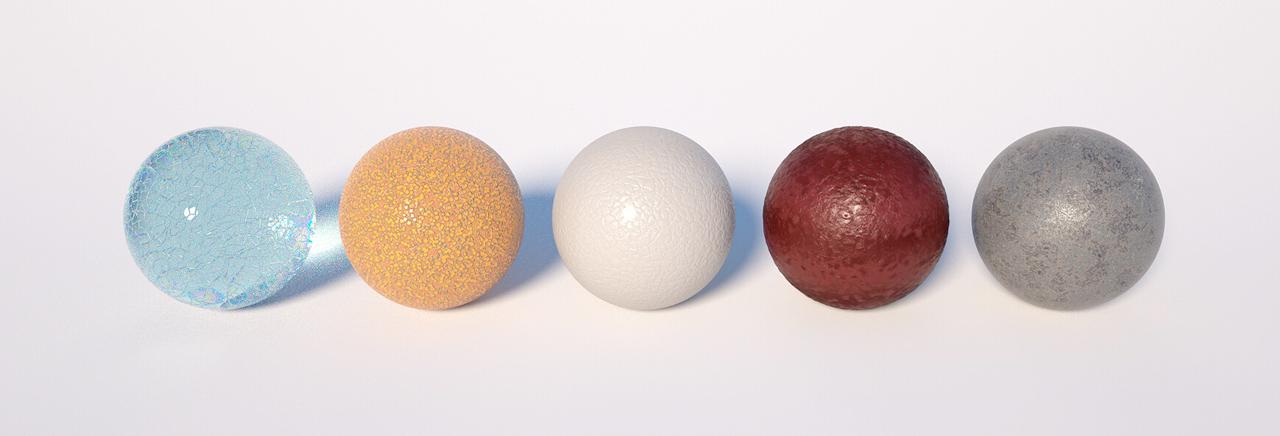 octane texture pack sampler