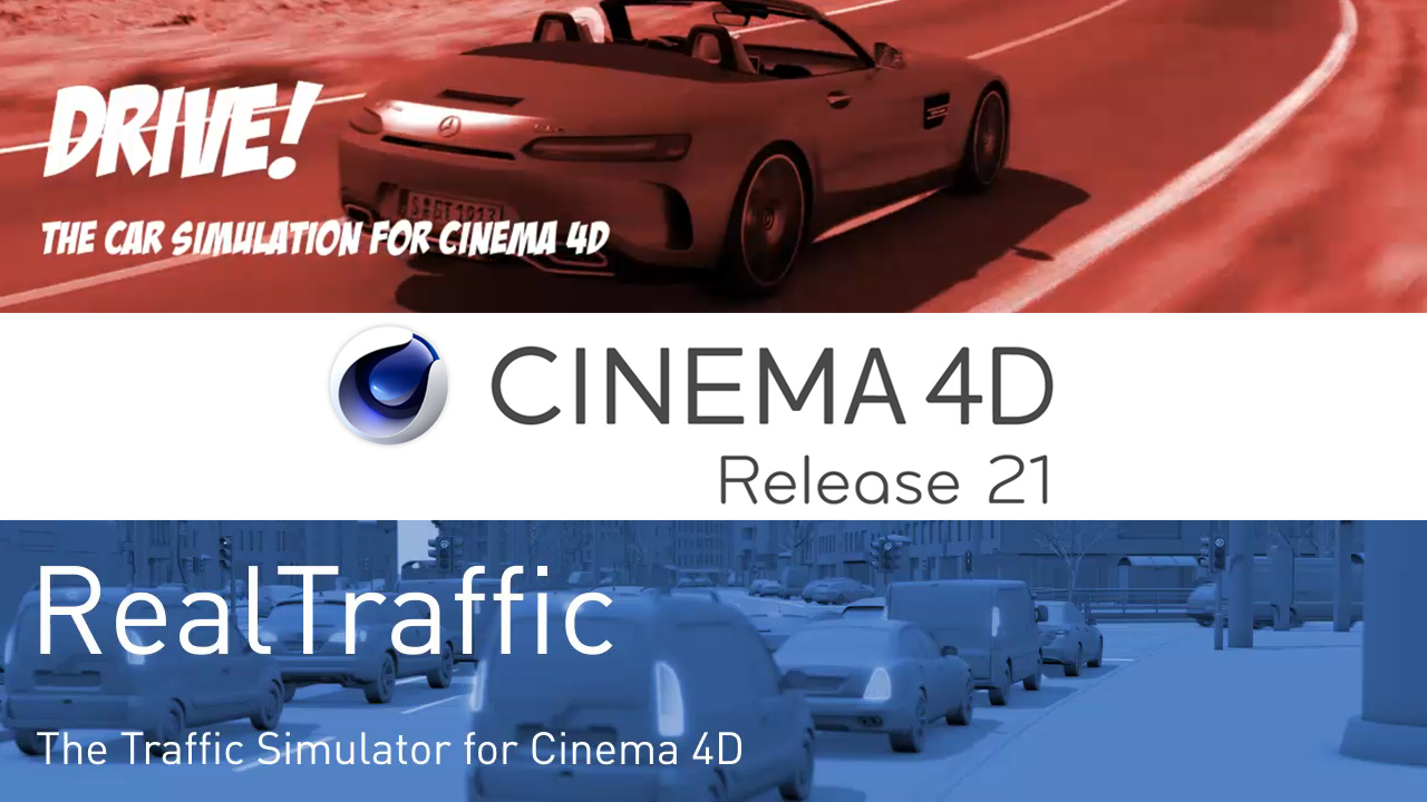 heyne cinema 4D R21 compatible