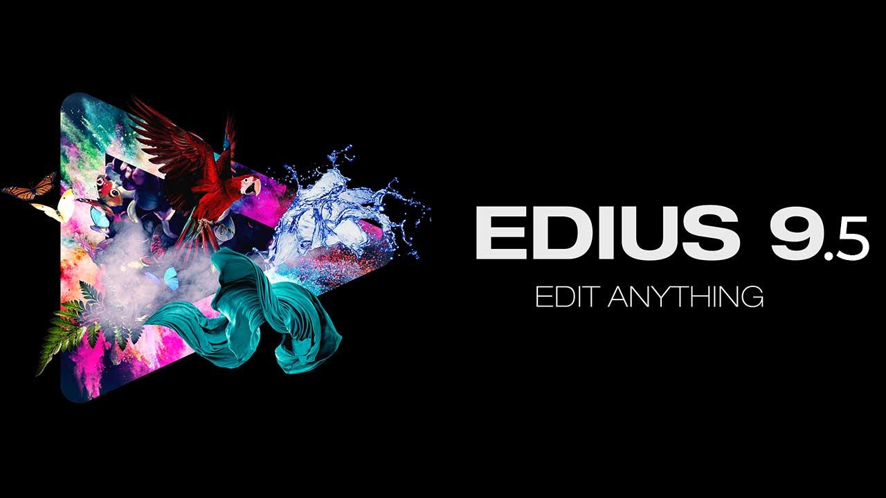 Edius 9.5