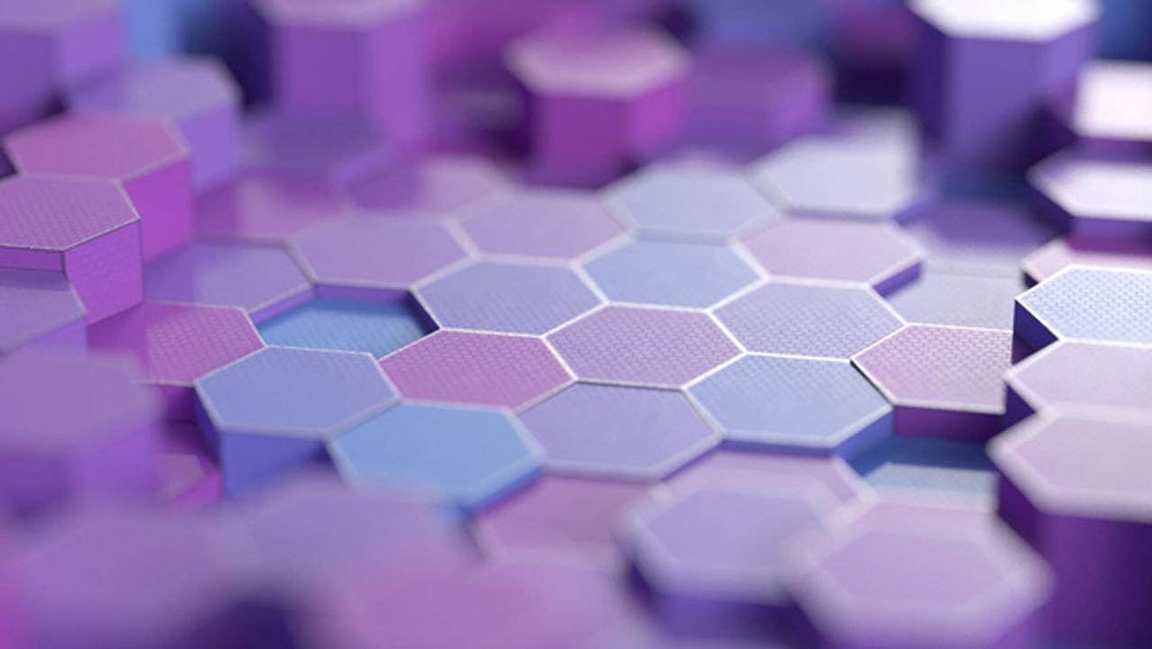 pixel lab redshift lighting essentials hexagon