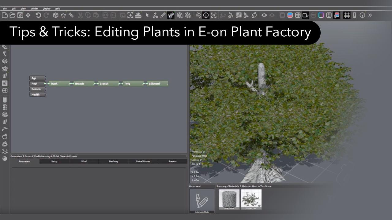 Editing Plants