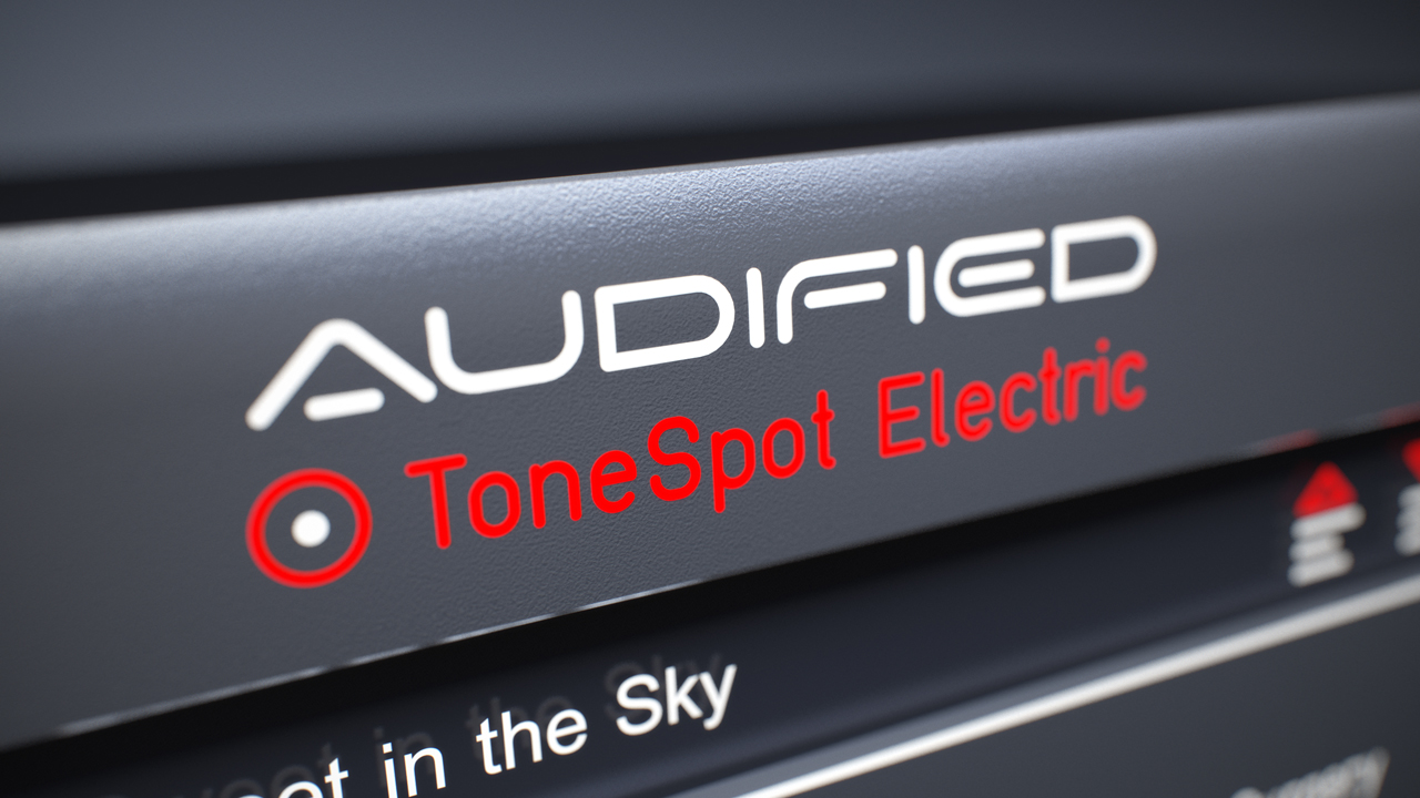 audified tonespot electric pro cu