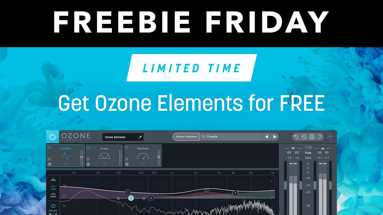 izotope ozone elements free
