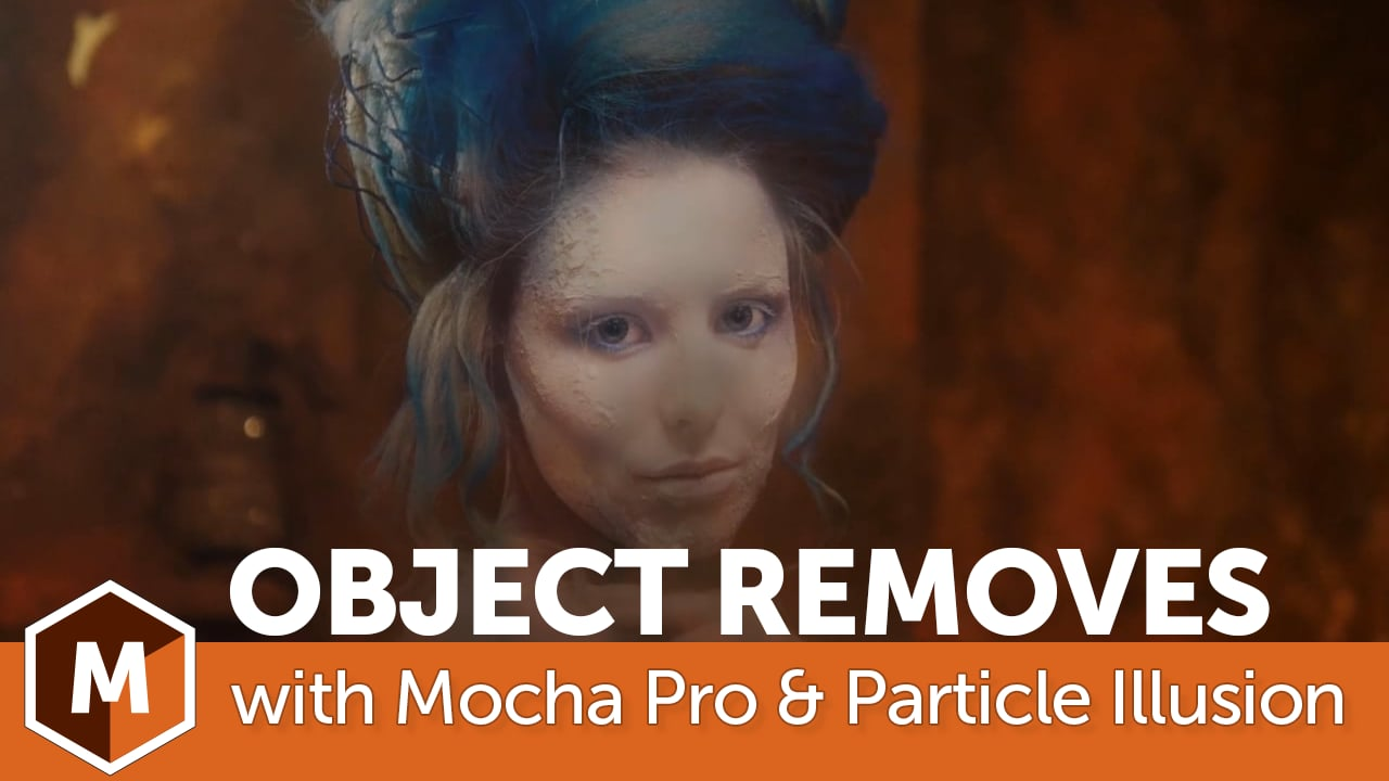 Mary Poplin at Boris FX shows you how to create transparent ghostly effects using Mocha Pro and Particle Illusion to transform an actress into a ghost.