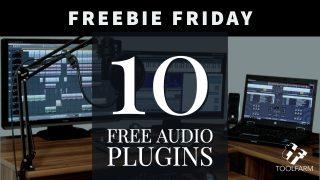10 Free Audio Plugins