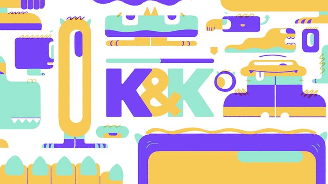 keyframes & kegs