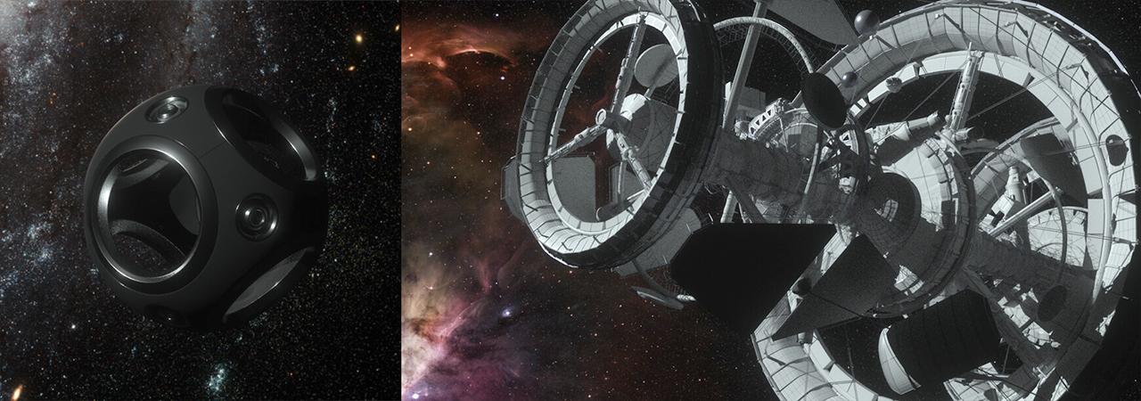 octane lighting essentials 2 space nebula