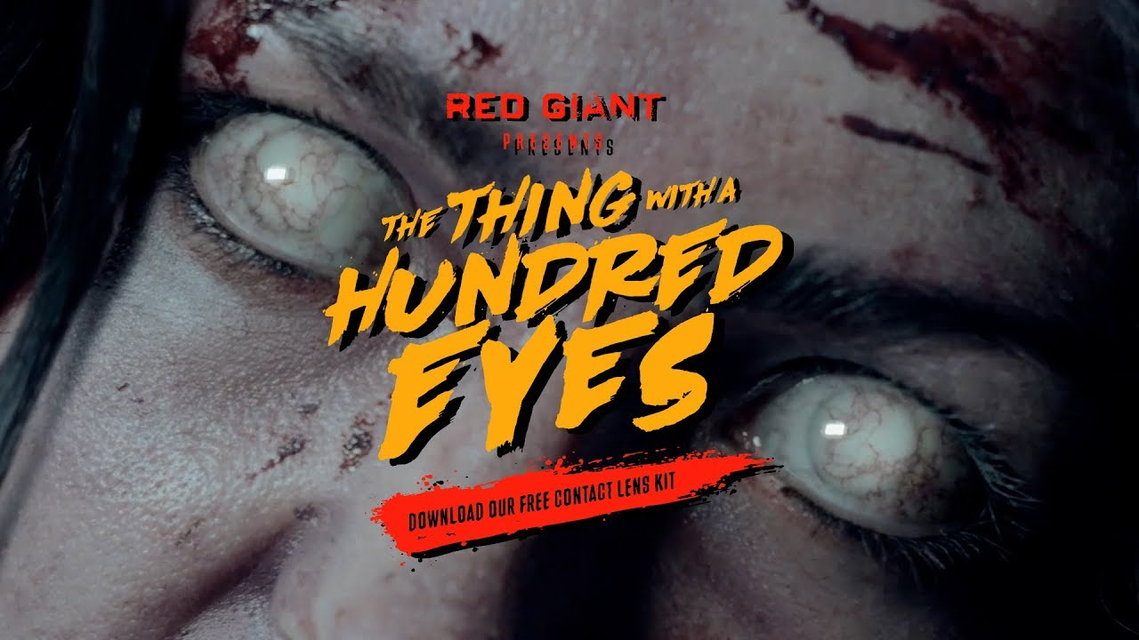 The Thing With a Hundred Eyes with Red Giant