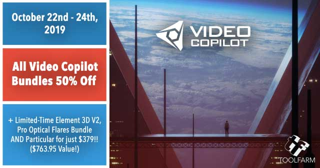 video copilot sale