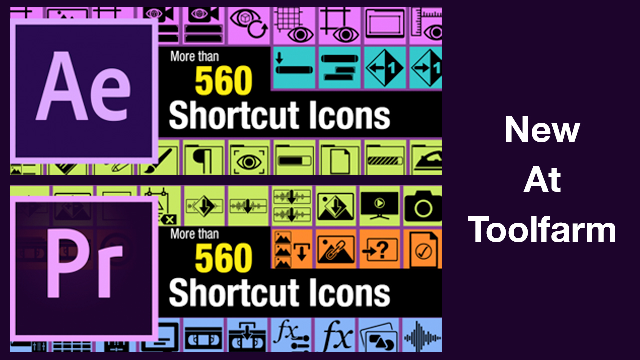 slideshowfx shortcut icons