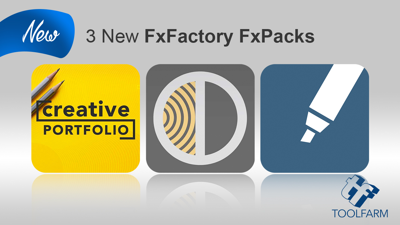 3 new fxpacks CF, pvfx, CP